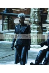 X-Men Halle Berry Storm Leather Suit Costume