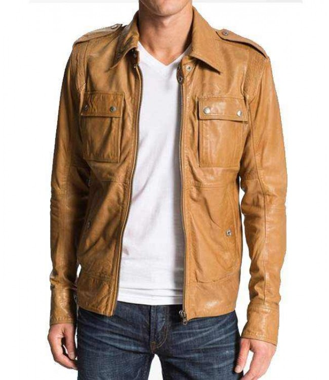 50-cent-diesel-lisardo-tan-jacket