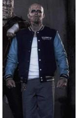 El Diablo Suicide Squad Jay Hernandez Varsity Jacket