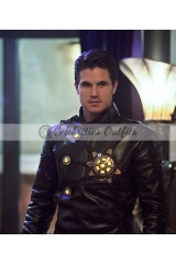 The Flash Welcome to Earth-2 Firestorm Jacket