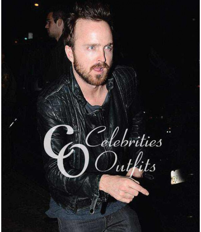 aaron-paul-arcade-fire-concert-jacket