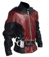 Paul Rudd Ant-Man Movie Cosplay Leather Jacket