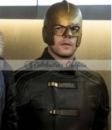Arrow Crisis On Earth X Ray Terrill Leather Jacket