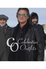 Kurt Russell The Art Of The Steal Black Jacket Coat