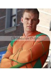 Smallville Aquaman Arthur Curry Leather Jacket