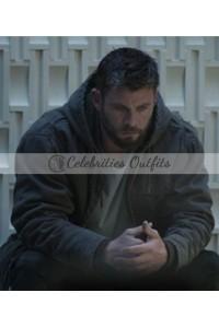 Chris Hemsworth Avengers 4 Endgame Cotton Jacket