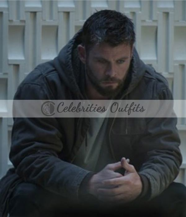 Chris Hemsworth Avengers 4 Endgame Cotton Jacket