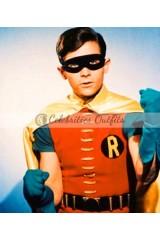 Batman TV Series Robin Burt Ward Leather Jacket