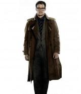 Henry Cavill Batman Vs Superman Brown Trench Coat