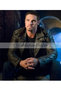 Jay Ryan Beauty and The Beast Vincent Keller Jacket