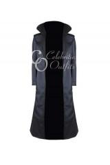 Wesley Snipes Blade Movie Black Leather Coat