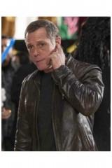 Chicago P.D. Hank Voight Leather Jacket
