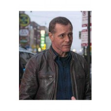 Chicago P.D. Hank Voight Leather Jacket