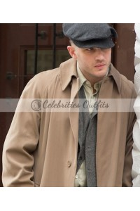 Tom Hardy Child 44 Leo Demidov Coat