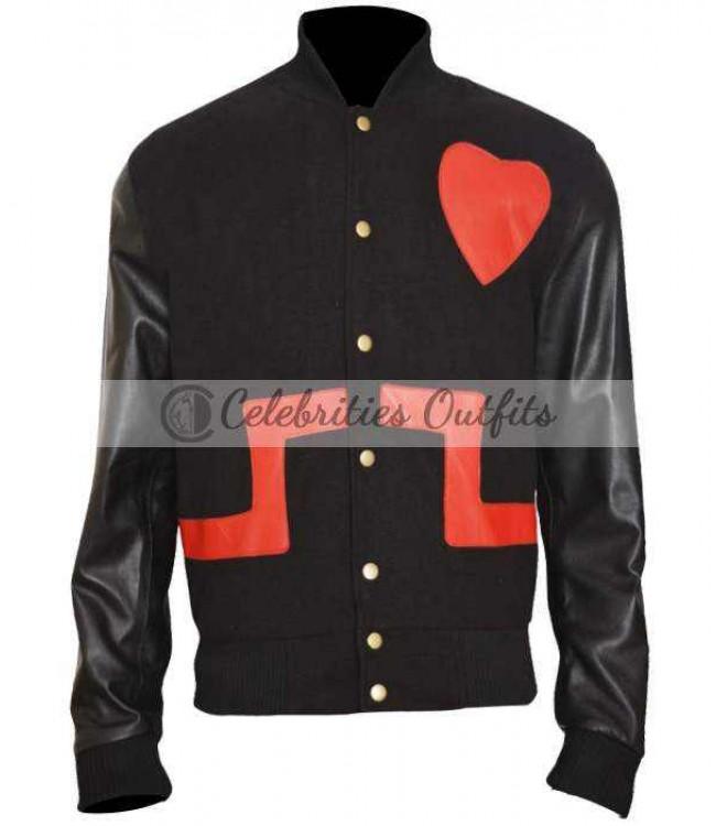 chris-brown-heart-black-bomber-jacket