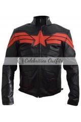 Chris Evans Inspired Captain America Winter Soldier Black Costume