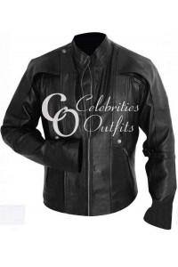 Guardians Of The Galaxy Chris Pratt Black Jacket