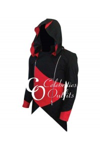 Connor Kenway Assassin's Creed 3 Black/Red Costume