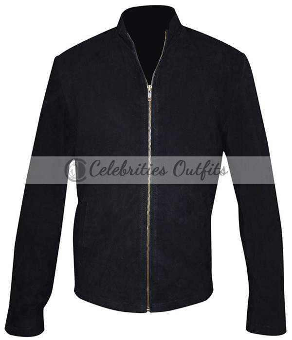 Spectre James Bond Daniel Craig Suede Jacket