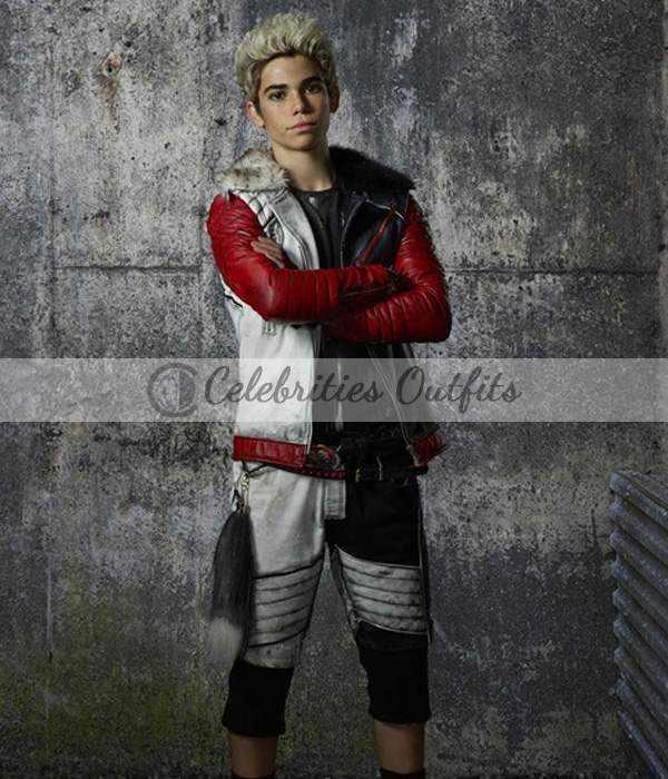 descendants-carlos-costume-cameron-boyce-jacket
