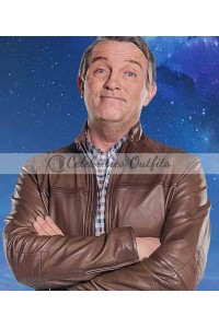 Graham O'Brien Doctor Who Bradley Walsh Jacket