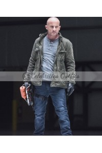 Dominic Purcell Legends Of Tomorrow Mick Rory Jacket