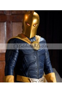 Smallville Dr Fate Blue Jacket
