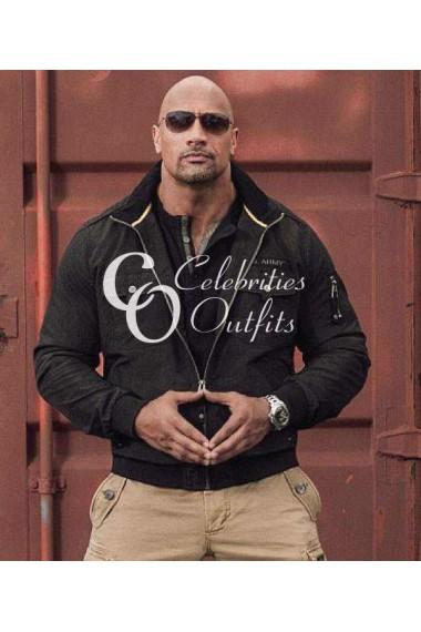dwayne-johnson-black-authentic-cotton-jacket
