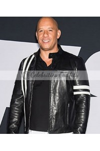 Fast and Furious 8 Premiere Vin Diesel Jacket