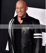 Fast and Furious 8 Premiere Vin Diesel Jacket