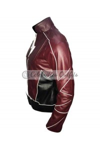 The Flash John Real Jay Garrick  Wesley Shipp Costume Jacket