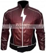 The Flash John Real Jay Garrick  Wesley Shipp Costume Jacket