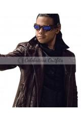 The Flash Season 3 Earth 2 Reverb Leather Jacket