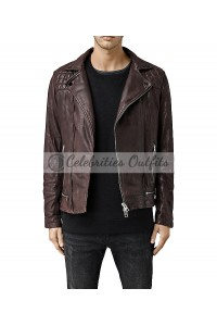 The Flash Season 3 Earth 2 Reverb Leather Jacket