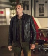 Flash S2 Jay Garrick Teddy Sears Black Jacket