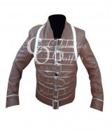 Freddie Mercury Concert Brown Replica Jacket