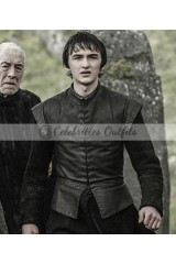 Wright Game Of Thrones Bran Stark Leather Vest