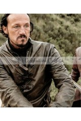 Jerome Game Of Thrones S5 Bronn Leather Jacket