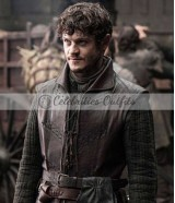 Game of Thrones Ramsay Bolton Brown Leather Vest