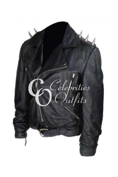 ghost-rider-nicolas-cage-black-biker-jacket