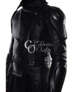 Cobra Commander G.I. Joe Retaliation Black Leather Costume