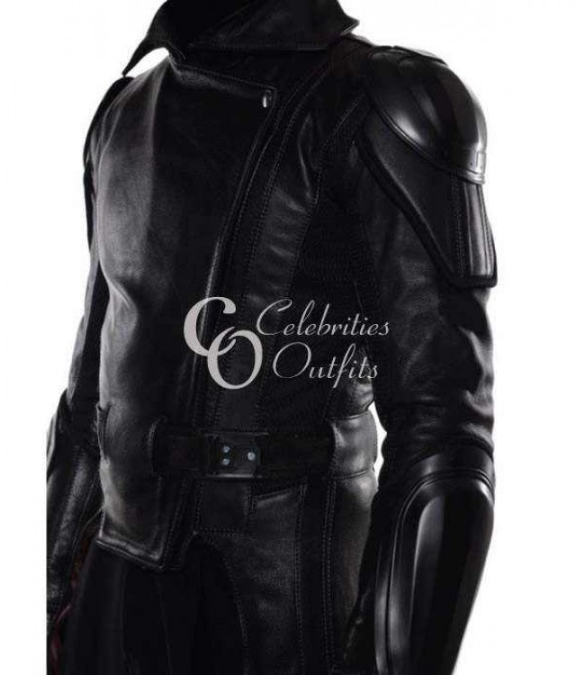 G I Joe Retaliation Cobra Commander Luke Bracey Costume Coat