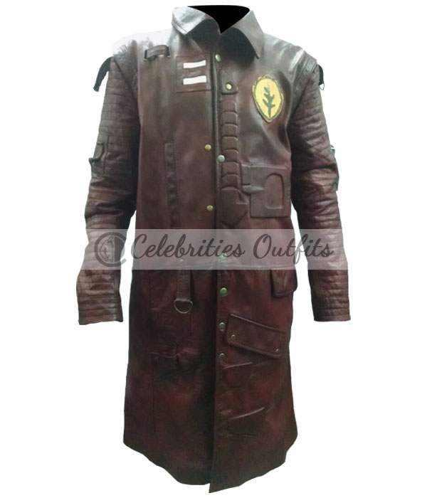 Yondu Udonta Guardians of the Galaxy Michael Rooker Coat