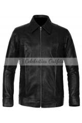 Californication Hank Moody Season 5 Leather Jacket