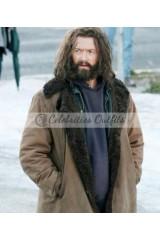 Hugh Jackman The Wolverine Logan X-Men Leather Brown Coat