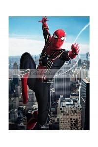 Avengers Infinity War Spider-man Armor Jacket