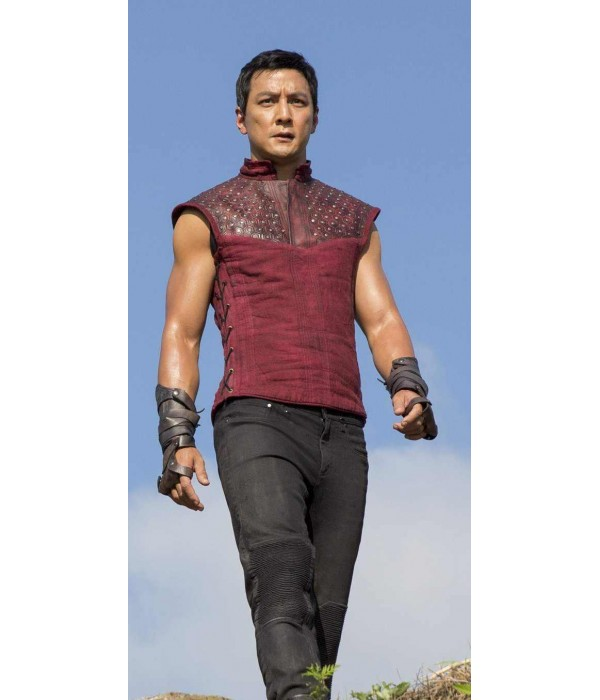 Daniel Wu Into the Badlands Sunny Vest