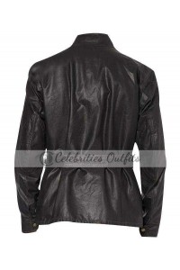 Kiefer Sutherland 24: Live Another Day Black Leather Jacket