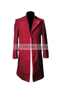 Charlie And Chocolate Factory Johnny Depp Trench Coat