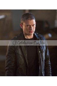 Captain Cold Legends Of Tomorrow Jacket